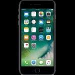iPhone7 Plus matblack front